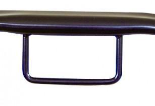 Chaise comfort en tissu