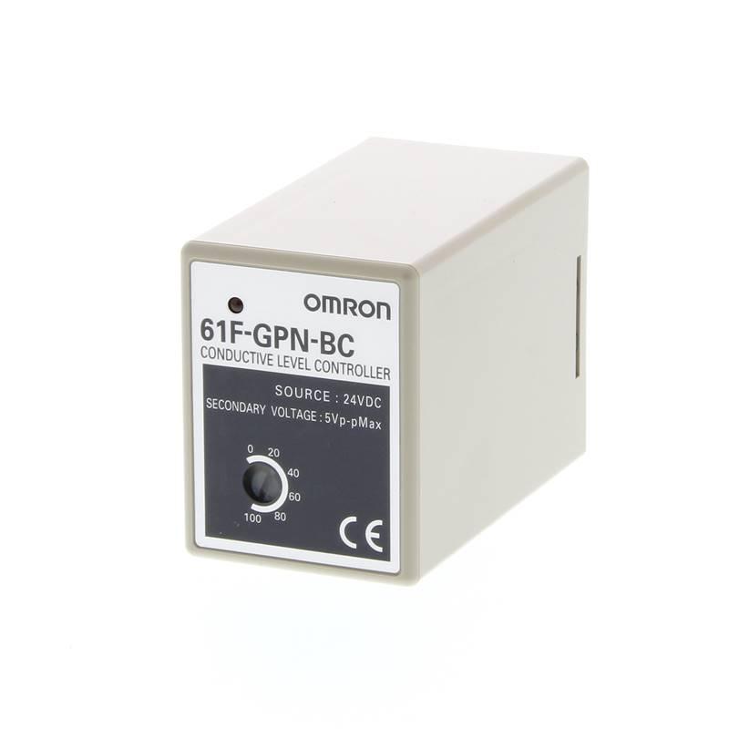 Relais de contrôle de niveau 61f-gpn-bc 24vdc