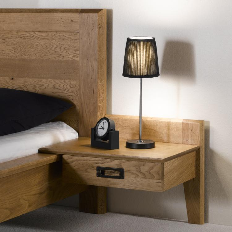 Table de chevet tous les fournisseurs 3 tiroirs - Table de nuit rustique ...