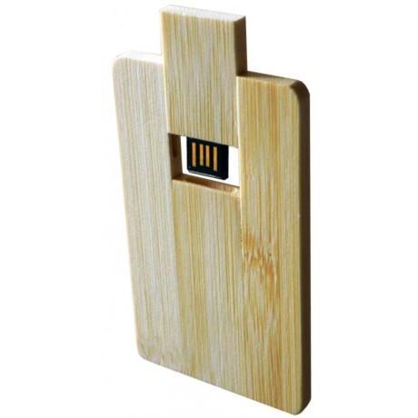 CLÉ USB EXTRA PLATE ÉCOLOGIQUE KLI-51-411