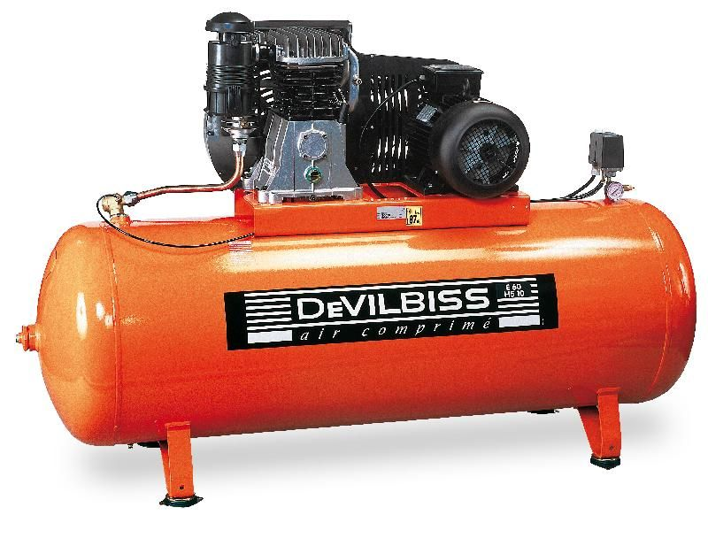 Compresseur piston devilbiss achat vente de compresseur piston devilbiss comparez les - Compresseur 500 litres ...