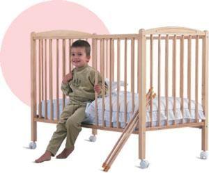 Lit b b barreau amovible - Lit bebe barreaux coulissant ...