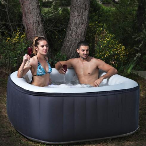 SPA JACUZZI GONFLABLE SPARK01 - 3 PLACES