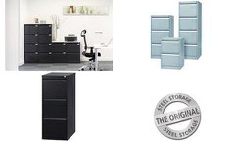 bisley armoire pour dossiers suspendus universal 1 colonne. Black Bedroom Furniture Sets. Home Design Ideas