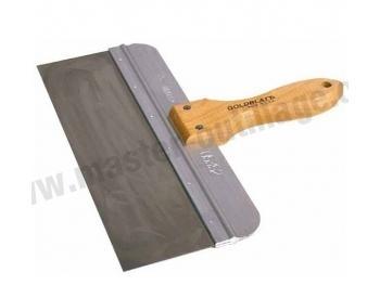 Couteau enduire en acier inoxydable l 300 mm stanley - Pistolet a enduire ...