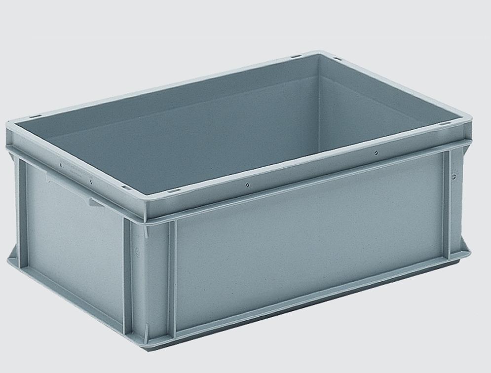 bac plastique gerbable kesbac 600x400x220mm. Black Bedroom Furniture Sets. Home Design Ideas