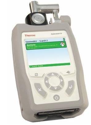 Spectromètre ftir portable trudefender ft/ftx
