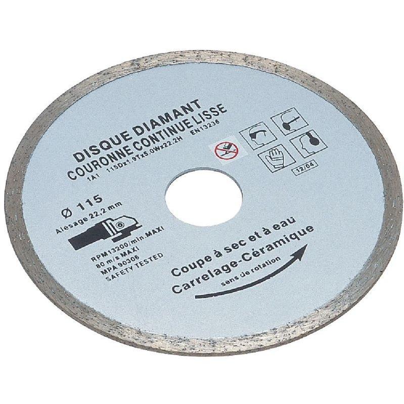 Disque diamant 180 achat vente disque diamant 180 au meilleur prix hellopro - Disque coupe carrelage 180 mm ...