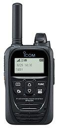 IP501H : COMMUNICATION INNOVANTE ICOM - PORTATIF RADIO LTE (4G) / 3G