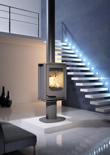 seguin duteriez produits de la categorie poeles a bois. Black Bedroom Furniture Sets. Home Design Ideas