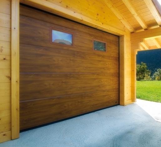 et fenêtres > portes de garage > portes de garage sectionnelles