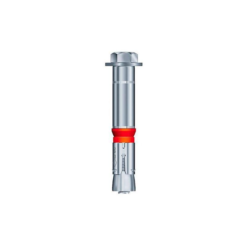 10 x 260 mm CM10260H+BL Alsafix Alsafix Blister de 5 chevilles /à expansion nylon /à visser NFA+ D