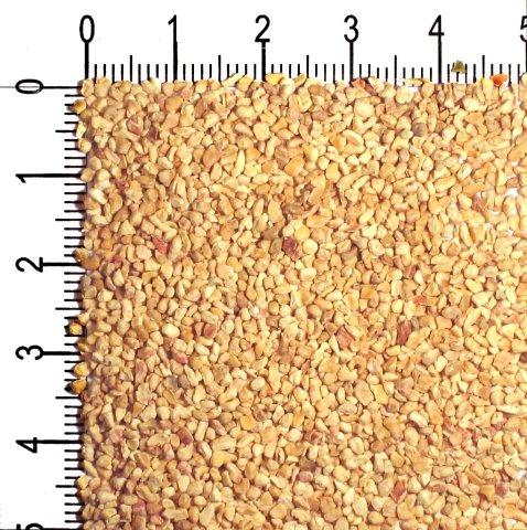 Granules rafle de maïs