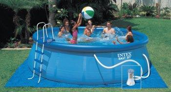 Piscine plastique intex for Piscine plastique