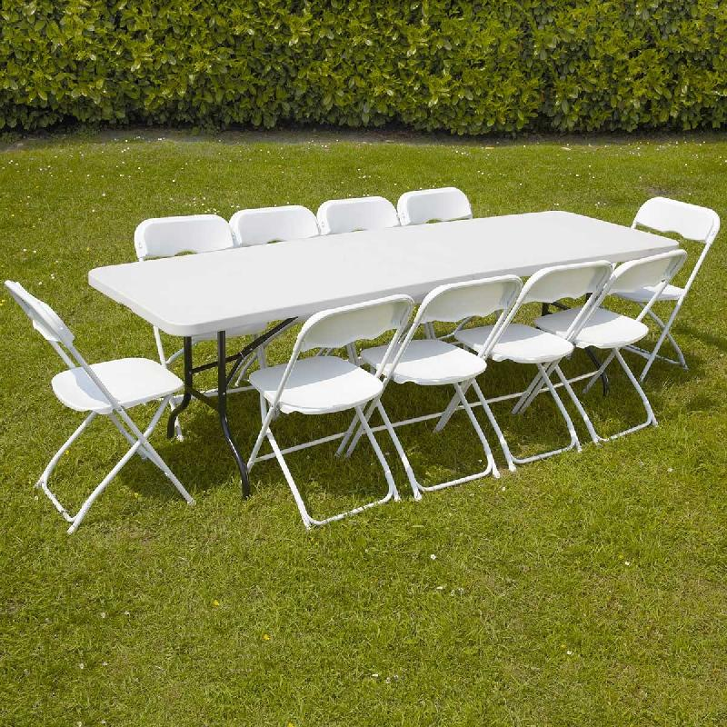 mobeventpro produits de la categorie tables de restauration. Black Bedroom Furniture Sets. Home Design Ideas