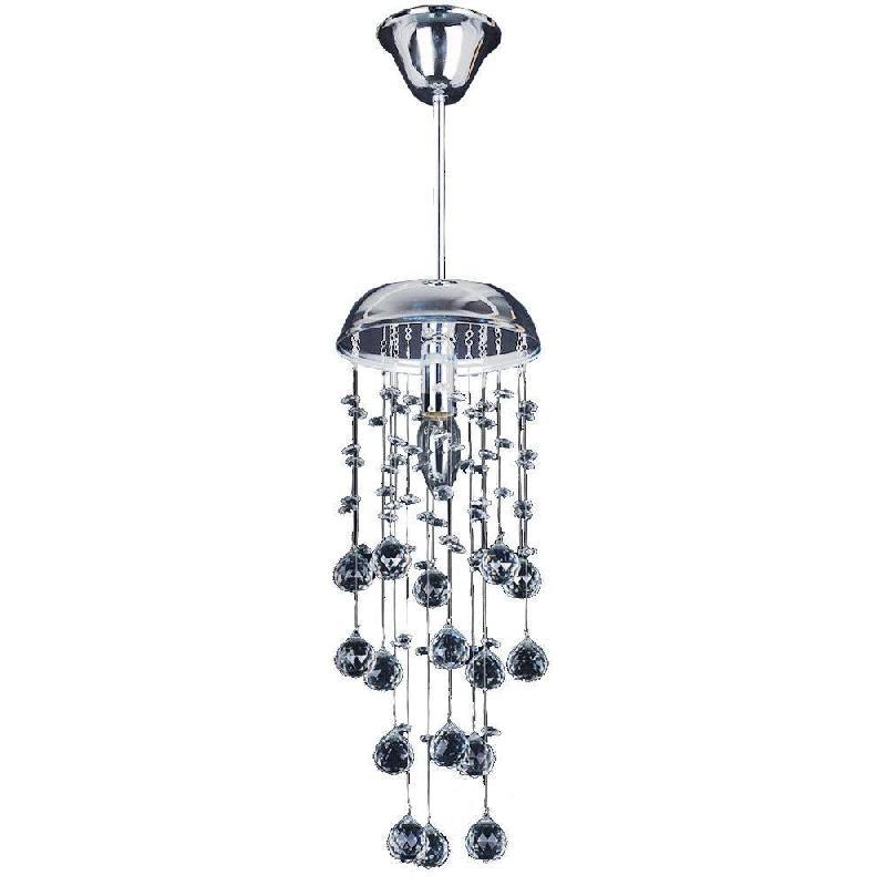Lustre plafonnier lampe suspendu moderne cristal décoration 2401001