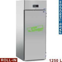 Armoire frigorifique 1250 litres passante sans groupe 1250 litres gold line plus 900x1130xh2260 - arp1/l11-gr