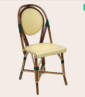 chaise de bistrot riviera ref 3412. Black Bedroom Furniture Sets. Home Design Ideas
