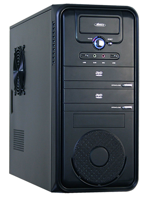 conception d 39 unite centrale de pc