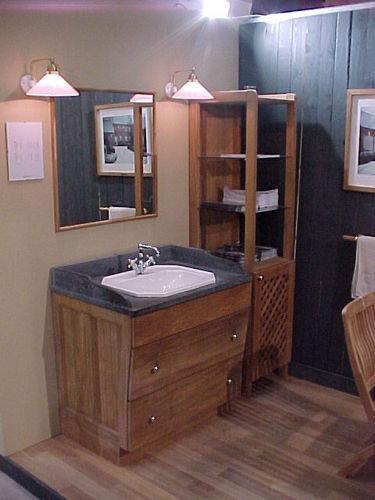 Meuble de salle de bains royal botania for Annabelle meuble