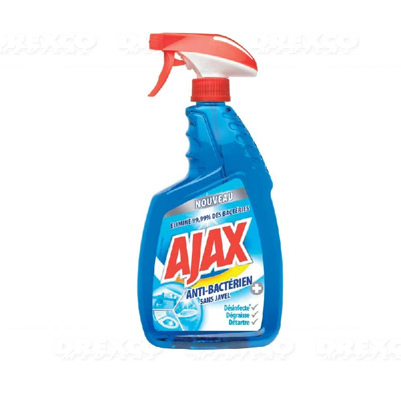 AJAX SPRAY ANTI BACTERIEN SANS JAVEL