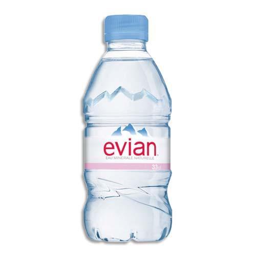 Eau min rale plate en bouteille tous les fournisseurs de eau min rale plate - Evian bouteille verre ...
