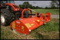 BROYEUR AGRICOLE RÉVERSIBLE - BKE 210 REV