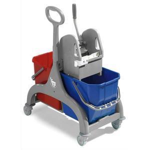 Tts chariot de lavage 30l pp g 6181