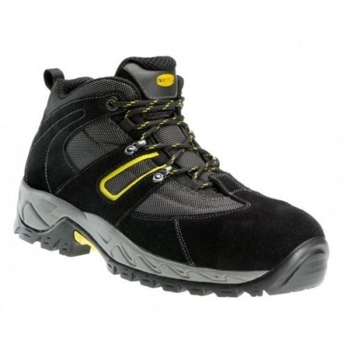 Sécurité Chaussures Haute De Diadora Glove Taille Tech Noire 08nOXwPk