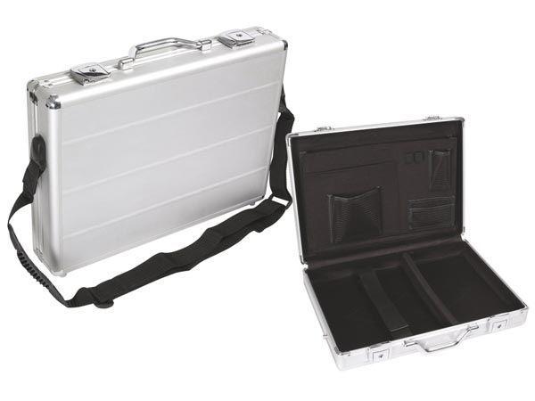 mallette aluminium pour ordinateur portable 425 x 305 x 80mm 1819 14 comparer les prix de. Black Bedroom Furniture Sets. Home Design Ideas