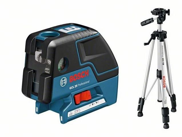 Niveau laser comparez les prix pour professionnels sur for Trepied pour laser bosch