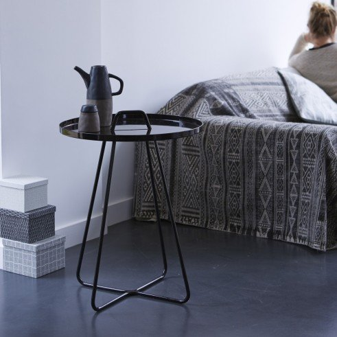 bout de canape en metal 55 happy. Black Bedroom Furniture Sets. Home Design Ideas