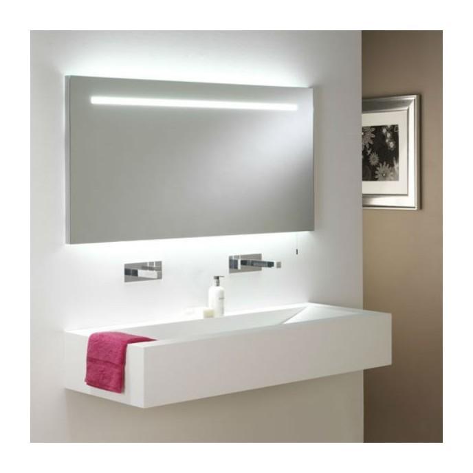 Miroirs de salle de bain astro achat vente de miroirs for Miroir rond eclairant