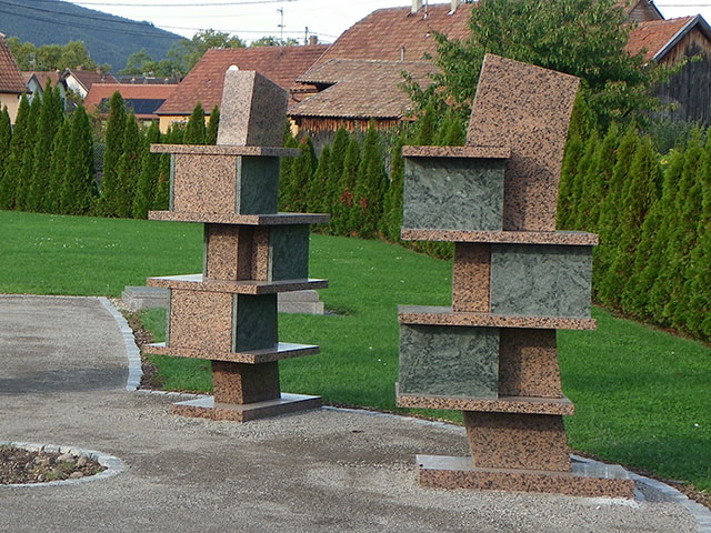 Columbarium colonne alizé