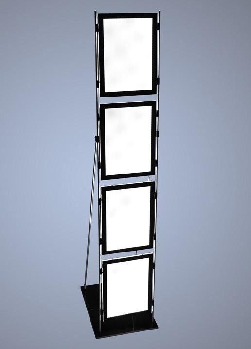 altumis produits panneaux lumineux a led. Black Bedroom Furniture Sets. Home Design Ideas