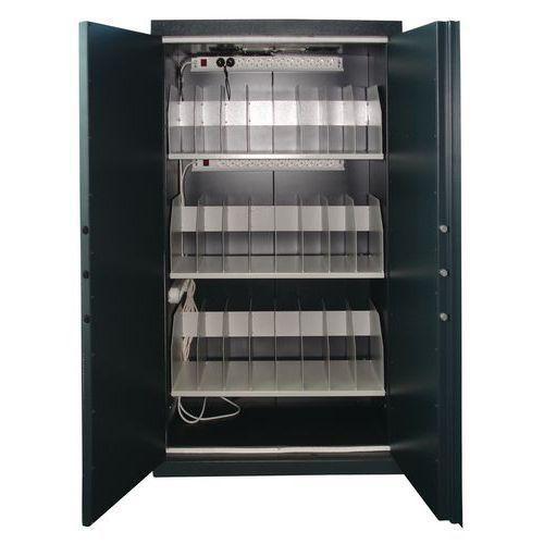 armoire pour ordinateur portable lloyd 24 ordinateurs. Black Bedroom Furniture Sets. Home Design Ideas