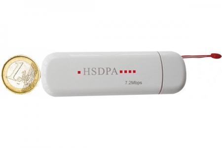CUC-308362 - CLÉ USB 3G / 3G + UMTS / HSDPA - 7,2MBPS SANS ABONNEMENT