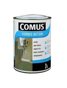 Vernis de protection comus achat vente de vernis de for Vernis pour beton cire
