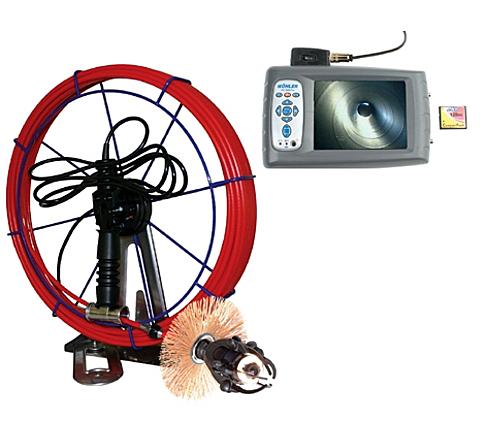 Caméra d'inspection vis 2000 pro