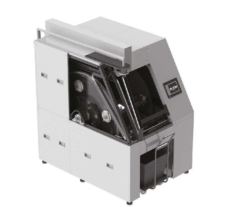 Machine centrifuge à haute énergie