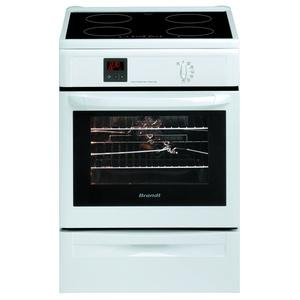 brandt cuisiniere induction kip710w kip 710 w blanc. Black Bedroom Furniture Sets. Home Design Ideas