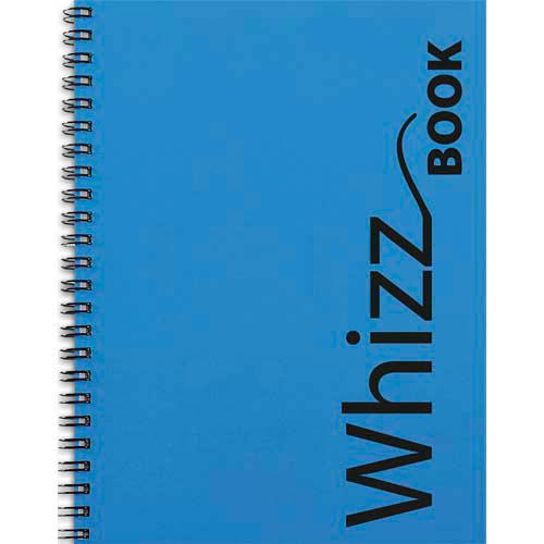 CARNET À DESSIN CANSON WHIZZ BOOK - A4 - 272 PAGES - COLORIS ASSORTIS