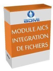 MODULE AICS INTÉGRATION DE FICHIERS