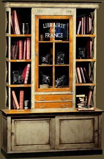 bibliotheque de libraire. Black Bedroom Furniture Sets. Home Design Ideas
