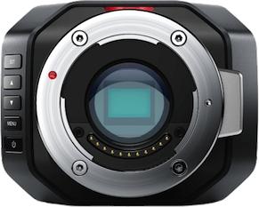 Blackmagic micro studio camera 4k- caméras production studio