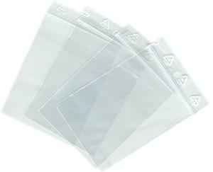 Sacs et sachets plastiques sachets fermeture pression - Papier emballage transparent ...