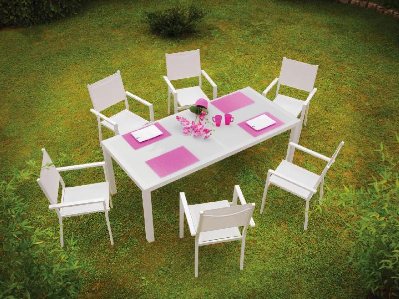 Best Table De Jardin Honfleur Alu Gallery - Amazing House Design ...