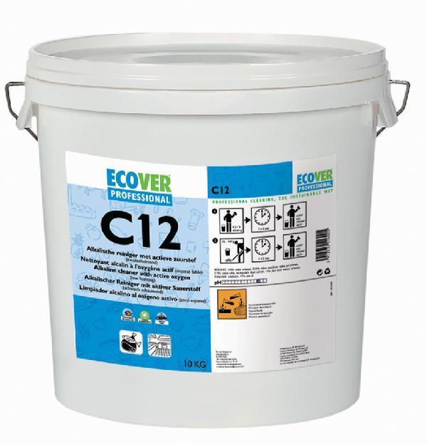 Nettoyant alcalin c12 pour sols (oxygen clean)