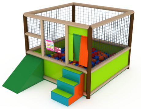 piscine balles avec filet. Black Bedroom Furniture Sets. Home Design Ideas