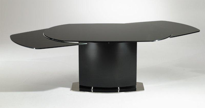 table verre 12 couverts. Black Bedroom Furniture Sets. Home Design Ideas